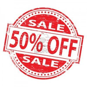 50% OFF MEMBERSHIP PROMOTION!!